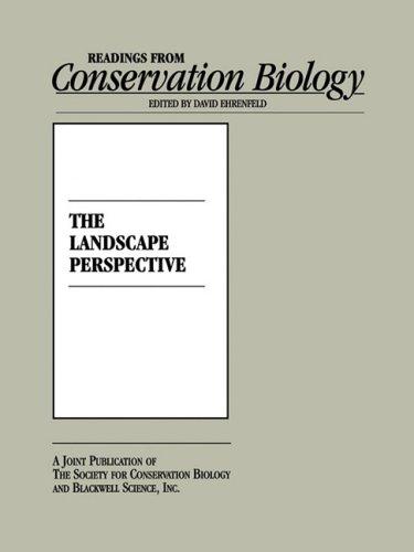 从保护生物学的读数: 景观角度