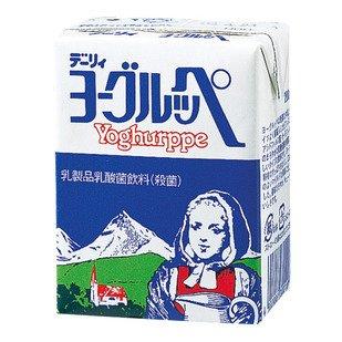南日本酪農協同(株) デーリィ ヨーグルッペ 200ml紙パック×24本入