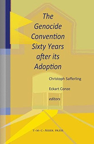 The Genocide Convention Sixty Years after its Adoption