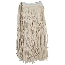 Boardwalk CM20020 20-Ounce Band Mop Cotton, 1-1/4 Inch (Case of 12)