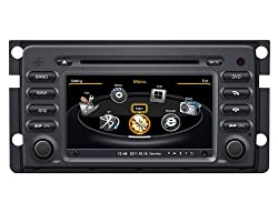 See SDB Car DVD Player With GPS Navigation(free Map) For Smart Fortwo 2010 Audio Video Stereo System with Bluetooth Hands Free, USB/SD, AUX Input, Radio(AM/FM), TV, Plug & Play Installation Details