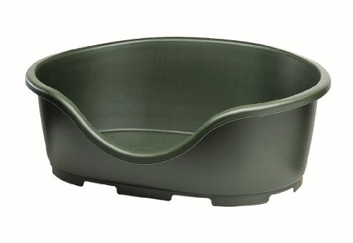 Marchioro Perla 4 Bed For Pets, 29.25 Inches, Dark Green front-955131