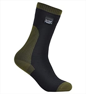 Dexshell waterproof and breathable trekking socks (Small)