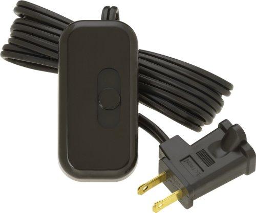 lutron tt300h br electronics plug in lamp dimmer dark brown. Black Bedroom Furniture Sets. Home Design Ideas