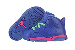 Jordan 6 Retro (TD) Toddlers Style # 384667