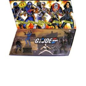 Hasbro GI Joe 25th Anniversary Cobra Villains 5-Pack