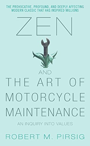 Zen And The Art Of Motorcycle Maintenance descarga pdf epub mobi fb2