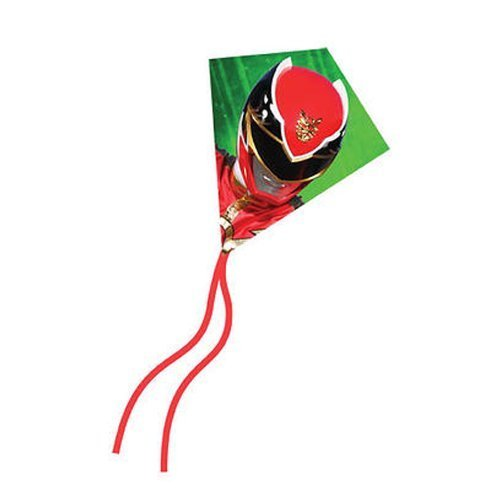 X-Kites MicroDiamond Kite 7.75 - Red Power Ranger