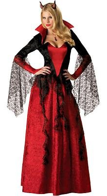 Devil's Desire Sexy Women's Costume Adult Halloween Outfit - Size S, Dress Size 2-6