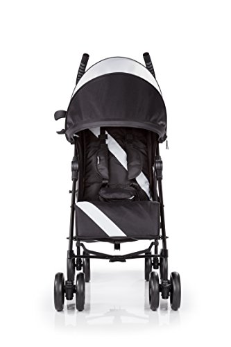 Summer-Infant-3D-One-Convenience-Stroller-Eclipse-Gray