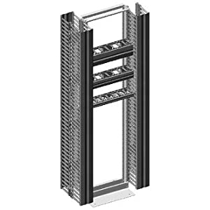 Amazon.com: 13912-703 - Chatsworth Velocity Vertical Cable Manager