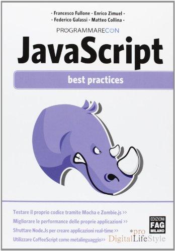 JavaScript. Best practices