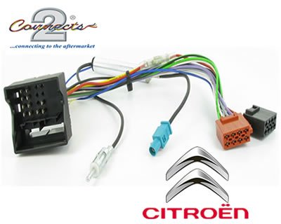 connects2-ct20ct03-citroen-c2-c3-c4-c5-c6-c8-with-aerial-connector-straight-jack-2004-onwards