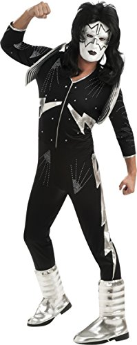 Rubie's Costume Co Men's Spaceman Deluxe Adult Costume, Medium