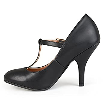 Brinley Co Women's Nelson 03 Dress Pump Regular & Wide Sizes