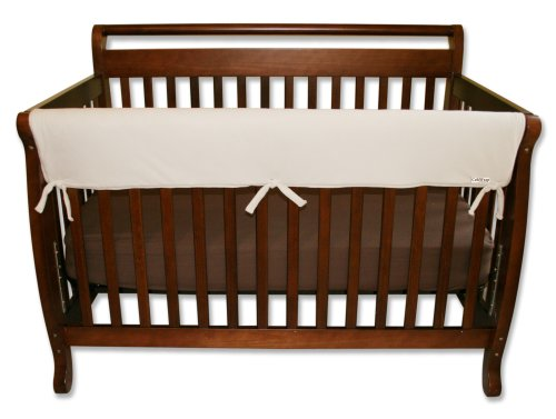 Buy Trend-Lab Crib Wrap Rail Guard for Long Rail, Natural Fleece Reviews
