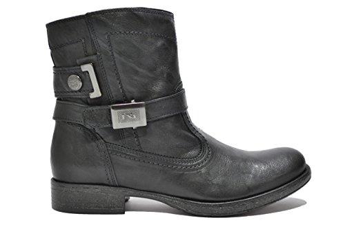 Nero Giardini Tronchetti scarpe donna nero 6001 A616001D 38