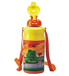 Milton Kool Spark 500 Orange Water Bottle