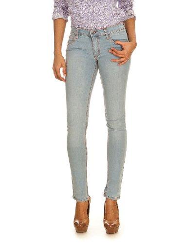 Jeans Tight Very Light Blue Cheap Monday W26 L32 Men's