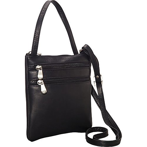 david-king-co-3-zip-cross-body-bag-734-black-one-size