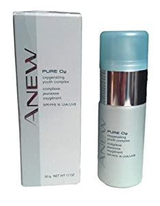 Avon ANEW PURE O2 Oxygenating Youth Complex SPF 15