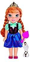 Disney Frozen Toddler Anna Doll Playset