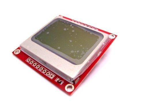 Riorand 84X48 Nokia 5110 Lcd Screen-Arduino Compatible