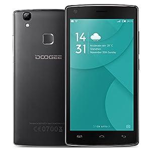 DOOGEE X5 MAX Smartphone 3G WCDMA MTK6580 5.0