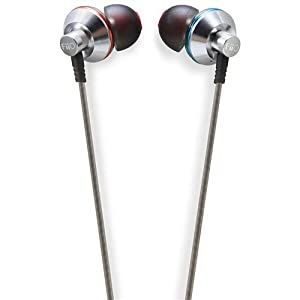 FiiO EX1 Titanium Driver In-Ear Monitor Headphones [並行輸入品]