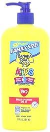 Banana Boat Kids SPF 50 Family Size Sunscreen Lotion 12-Fluid