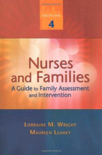 NURSES AND FAMILIES: A Guide to Family Assessment and...