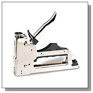 Duo Fast CS5000 - 20 Gauge 1/2-Inch Crown Compression Stapler