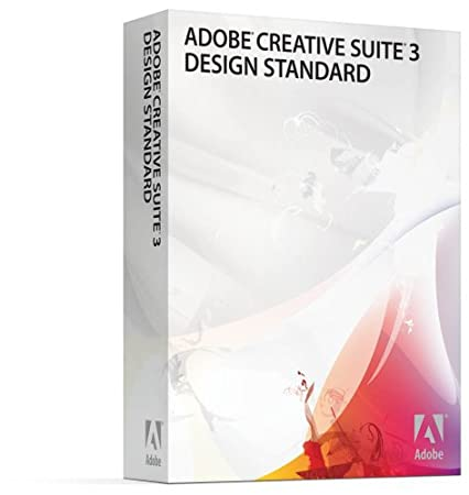 Adobe Creative Suite CS3 Design Standard Upgrade [Mac] [OLD VERSION]