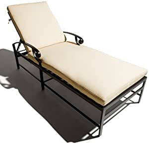 Strathwood Falkner Chaise Lounge Chair (Discontinued by Manufacturer)