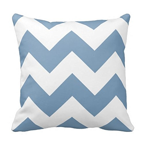decorative-square-pillow-covers-cushion-case-chevron-pillow-case-22x22-inch-with-dusk-blue-zigzag