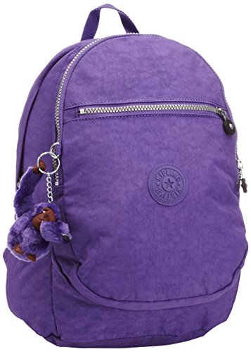 Kipling Women's Clas Challenger Backpack One Size Vivid Purple