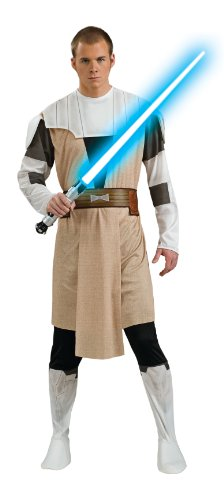 Rubie's Costume Men's Star Wars Clone Adult Obi-Wan Kenobi