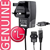 Genuine LG Mains Charger For Optimus Black P970