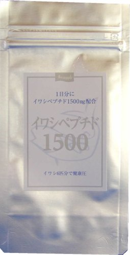 イワシペプチド1500 180粒: AIGエム