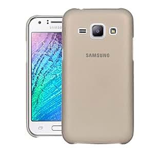 Galaxy J1 Case, SWAN Ultra slim Shell Case for Samsung Galaxy J1 (Grey)