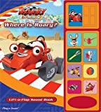 Roary the Racing Car - Where Is Rory (Little Lift and Listen)