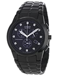 Citizen Men's AT2055-52G Chronograph Eco Drive Watch
