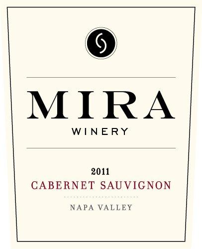 2011 Mira Winery Napa Valley Cabernet Sauvignon 750 Ml