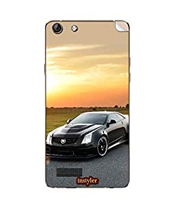 instyler MOBILE STICKER FOR MICROMAX CANVAS HUE AQ5000