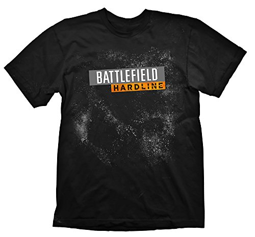 Battlefield Hardline Maglietta Maglia T Shirt Logo Size M Gaya Entertainment