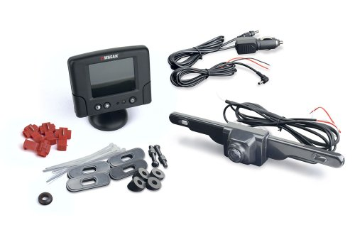 "Wagan EL2457 Wireless Back-up Camera with 2.5"" Color TFT LCD Monitor"