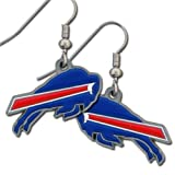 NFL Buffalo Bills Dangle Earrings at Amazon.com