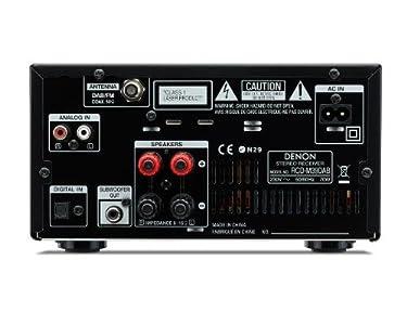 Low cost  Denon RCD-M39DAB