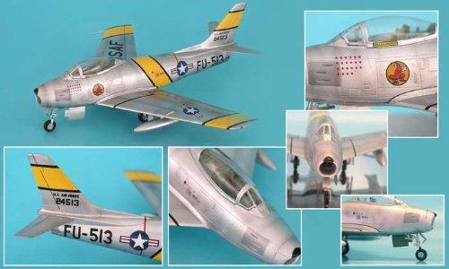 Easymodel F-86F-1NA 1/72 Scale Maj James Jabara July 1953