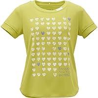 DANSKIN(ダンスキン) トレーニングアパレル BTクルー Tシャツ レディース パークグリーン
